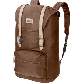 Jack Wolfskin Earlham Backpack desert brown